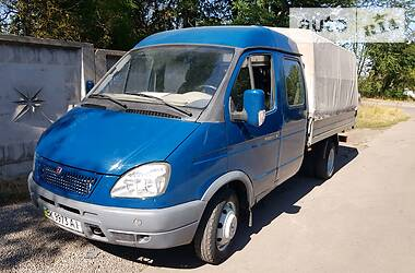 Цены ГАЗ 33023 Газель Бензин