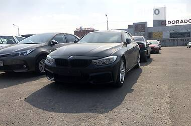 Ціни BMW 4 Series Gran Coupe Бензин