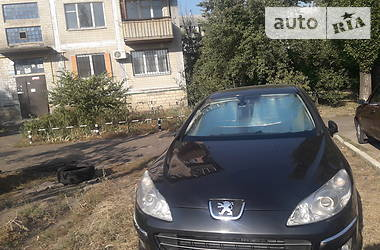 Ціни Peugeot 407 Бензин