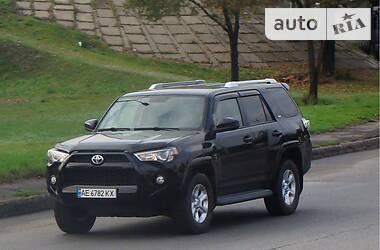 Ціни Toyota 4Runner Бензин