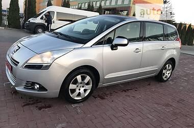 Ціни Peugeot 5008 Бензин