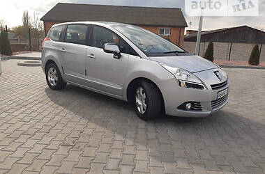 Цены Peugeot 5008 Бензин