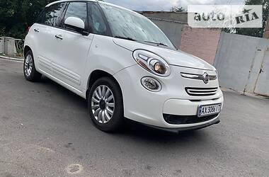Цены Fiat 500L Бензин