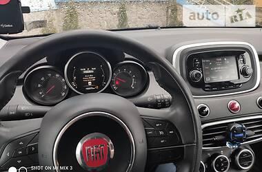 Цены Fiat 500X Бензин