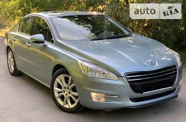 Цены Peugeot 508 Бензин