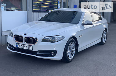 Цены BMW 520 Бензин