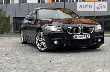 Цены BMW 535 Бензин