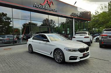 Цены BMW 540 Бензин