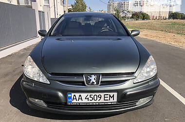 Цены Peugeot 607 Бензин