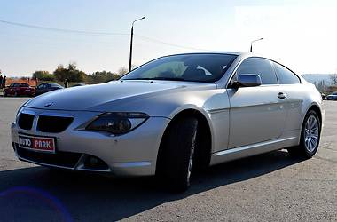 Цены BMW 630 Бензин