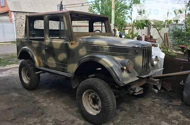 Цены ГАЗ 69 Бензин