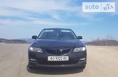 Цены Mazda 6 Бензин