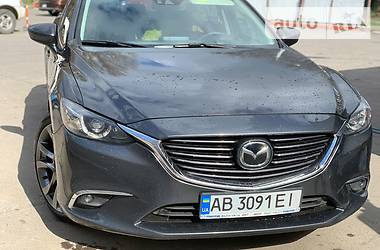 Ціни Mazda 6 Бензин