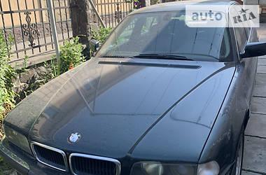 Цены BMW 735 Бензин