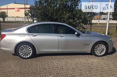 Цены BMW 740 Бензин