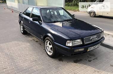 Цены Audi 80 Бензин