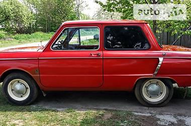 Цены ЗАЗ 968 Бензин