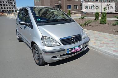 Цены Mercedes-Benz A 140 Бензин