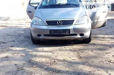Цены Mercedes-Benz A 160 Бензин