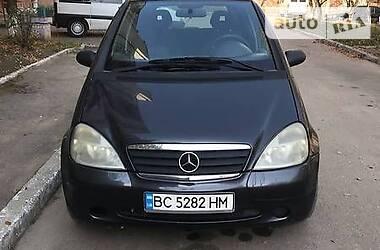 Ціни Mercedes-Benz A 160 Бензин