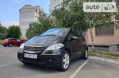 Цены Mercedes-Benz A 170 Бензин