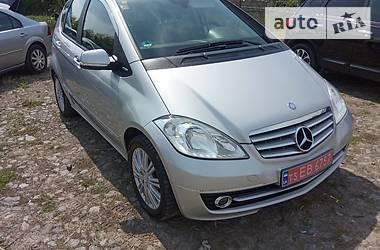 Ціни Mercedes-Benz A 170 Бензин