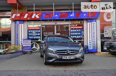 Ціни Mercedes-Benz A 180 Бензин