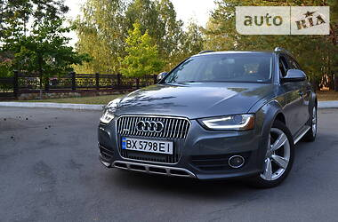 Цены Audi A4 Allroad Бензин