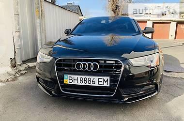 Цены Audi A5 Бензин