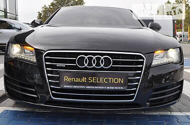 Цены Audi A7 Бензин