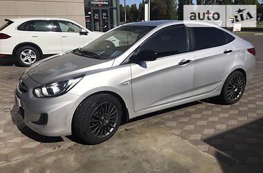 Цены Hyundai Accent Бензин