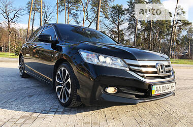 Цены Honda Accord Бензин