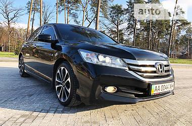 Ціни Honda Accord Бензин