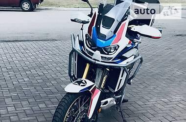 Цены Honda Africa Twin Бензин