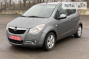 Цены Opel Agila Бензин