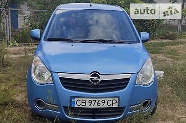 Ціни Opel Agila Бензин