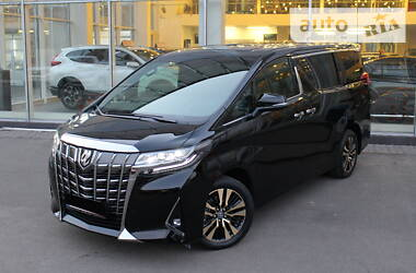 Цены Toyota Alphard Бензин