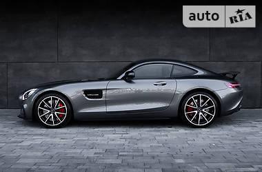 Цены Mercedes-Benz AMG GT Бензин