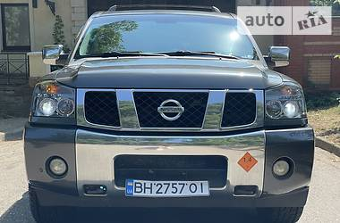 Цены Nissan Armada Бензин