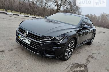 Цены Volkswagen Arteon Бензин