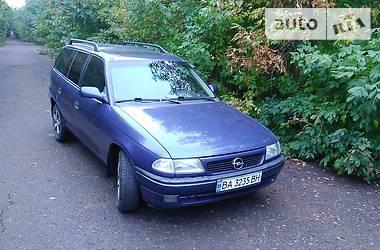 Цены Opel Astra F Бензин