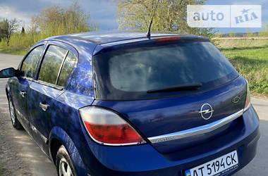 Цены Opel Astra H Бензин