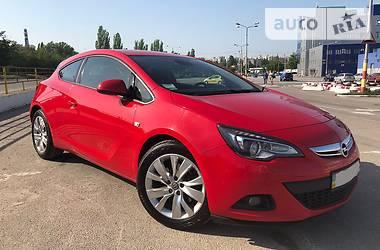 Ціни Opel Astra J Бензин