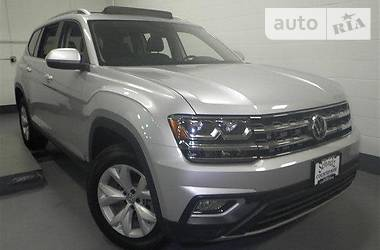 Ціни Volkswagen Atlas Бензин