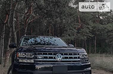Цены Volkswagen Atlas Бензин
