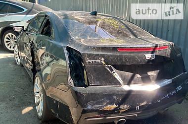 Цены Cadillac ATS Бензин