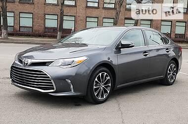 Цены Toyota Avalon Бензин