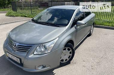 Ціни Toyota Avensis Бензин