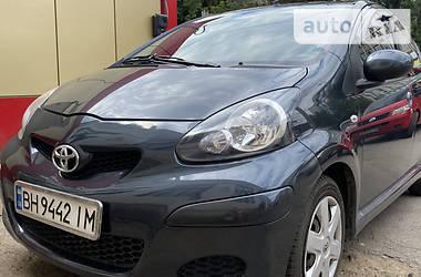Цены Toyota Aygo Бензин