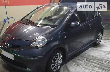 Ціни Toyota Aygo Бензин